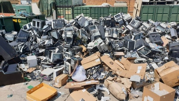 E waste price per kg in South Africa